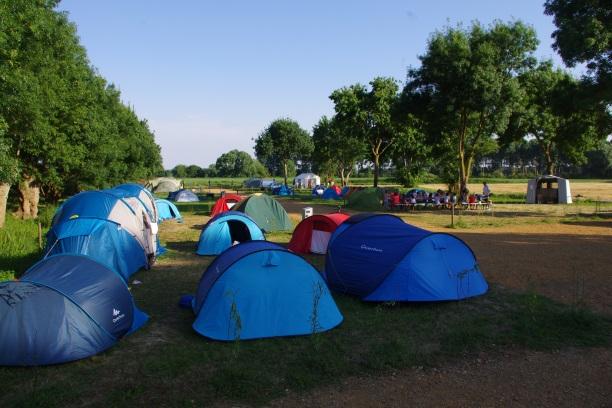 PAJ Camping de l'Ecluse Cheffes sur Sarthe